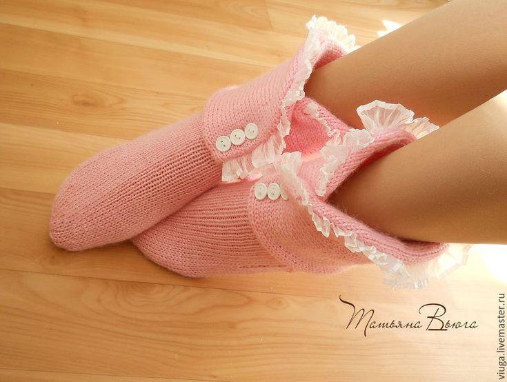 Купить Про Любовь. Носки вязаные, шерстяные, домашняя обувь - носки вязаные, вязаные носки