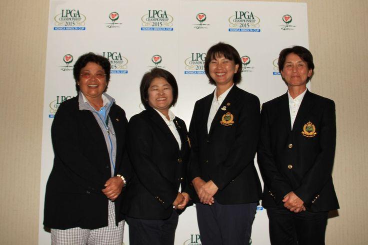 想定外の風が- 極限の戦いが始まる|LPGA|日本女子プロゴルフ協会