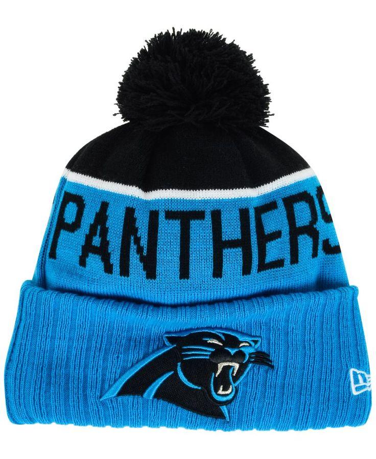 New Era Carolina Panthers Sport Knit Hat