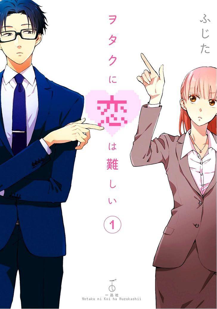 Kodansha USA Licenses Wotakoi Love Is Hard For Otaku Manga By Mike Ferreira
