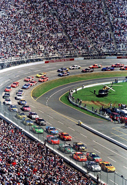 Martinsville Speedway : Memorable Martinsville Speedway photos