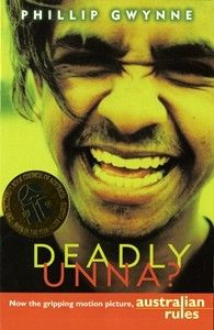 Novel: The novel is set in a coastal town in South Australia. It follows a year in the life of fourteen year-old Gary 'Blacky' Black and his friend Dumby Red, one of the local Aboriginal boys. Blacky is smart, articulate and has seven siblings. He lives in a South Australian country town, and through his friendship with Dumby, a Koori from the same area, he learns what sort of person he would like to be.  Shelf Location: F GWY. 1 copy.