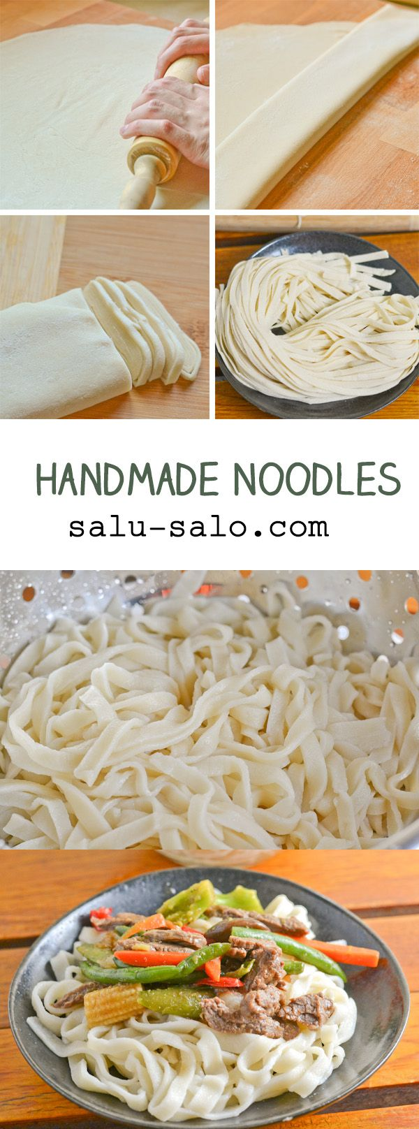 Handmade Noodles                                                                                                                                                      More