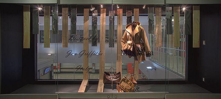 Fashion Designer Windows 2014, Visual Merchandising Arts. School of Fashion at Seneca College.
