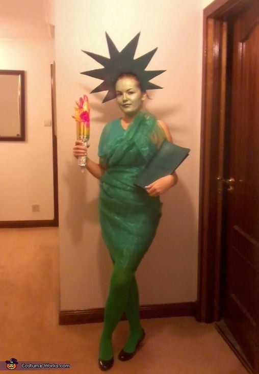 Statue of Liberty - Halloween Costume Contest at Costume ...