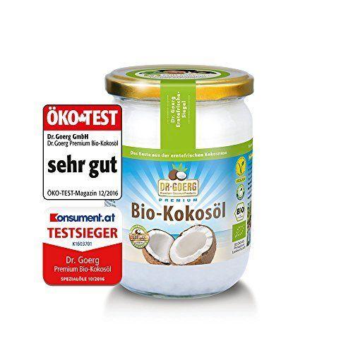 Dr. Goerg Premium Bio-Kokosöl - 1000 ml