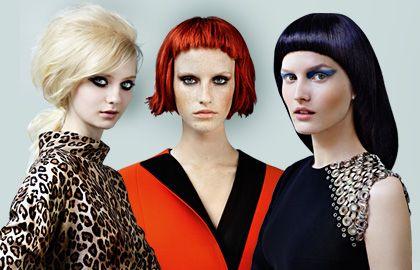 Trendikkäät hiustyylit 2015