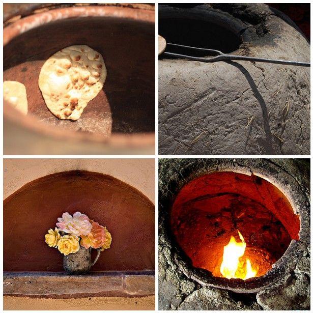 tandoori oven inspiration for the garden www.pithandvigor.com
