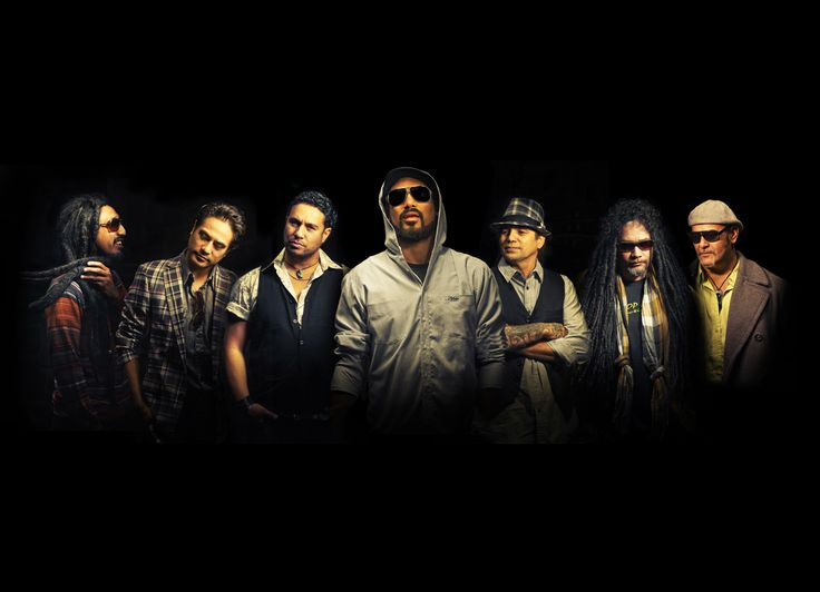Katchafire | All Maori reggae band from Hamilton, NZ