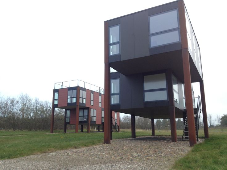 House on stilts Architectur Pinterest House Smart house and