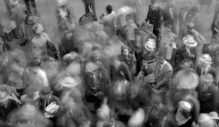 Grand Central 2, 1947 Paul Himmel