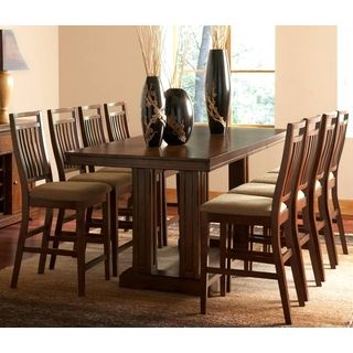 102808 Dorris Counter Height Dining Table By Coaster W Options