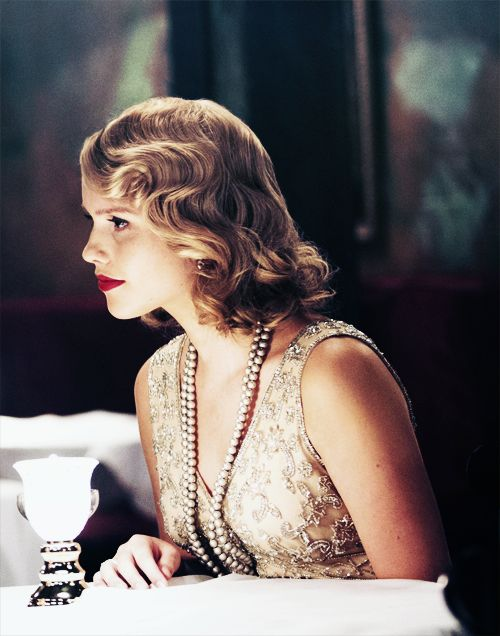 Rebekah Mikaelson the 1920's hairstyle {Claire Holt}