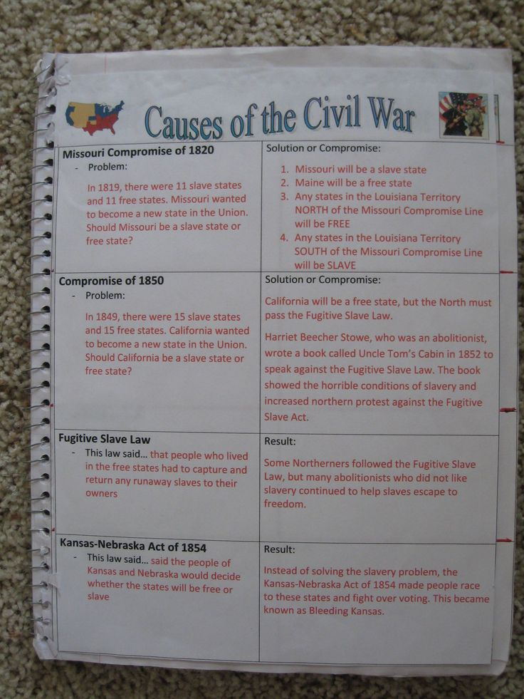 5 causes of the civil war essay free