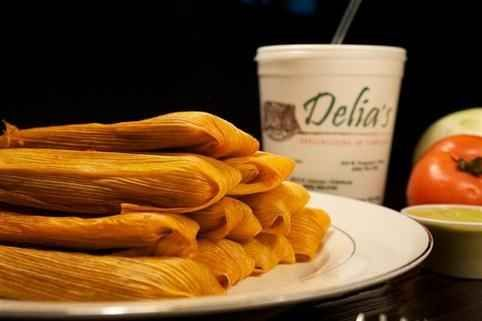 You know who Delia is and you know she makes a lot of money during the holidays