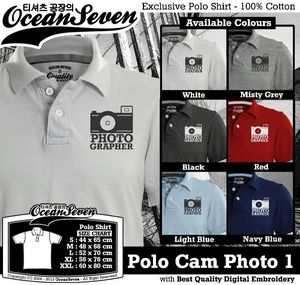 Kaos Polo Fotografi Fotografer | Photographer - Polo Cam Photo 1. PIN BB: 26460DF6