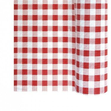 nappe vichy rouge
