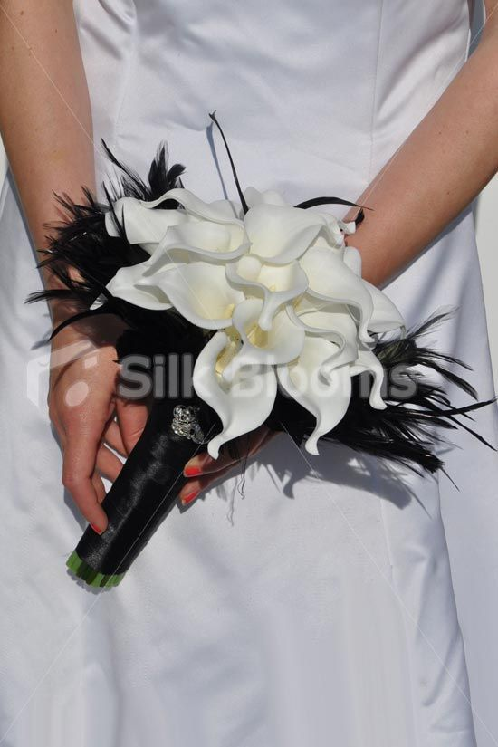 Best images about calla lily wedding bouquets and