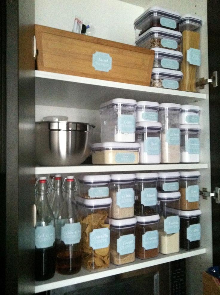 17 mejores imágenes sobre kitchen storage/organization en ...