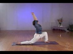 Yoga Full Class 55 Minutes ~ Hatha Yoga Flow 2 with Diane: A great Hatha style full length class. I personally believe Hatha yoga is great for any of the connective tissue disorders; EDS or fibromyalgia. Just modify where and when needed.