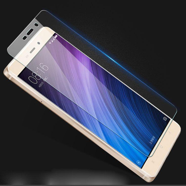 >> Click to Buy << karribeca 9H Arc Tempered glass screen protector For Xiaomi Redmi 4x display film guard redmi 4x pantalla vidrio mica pelicula #Affiliate