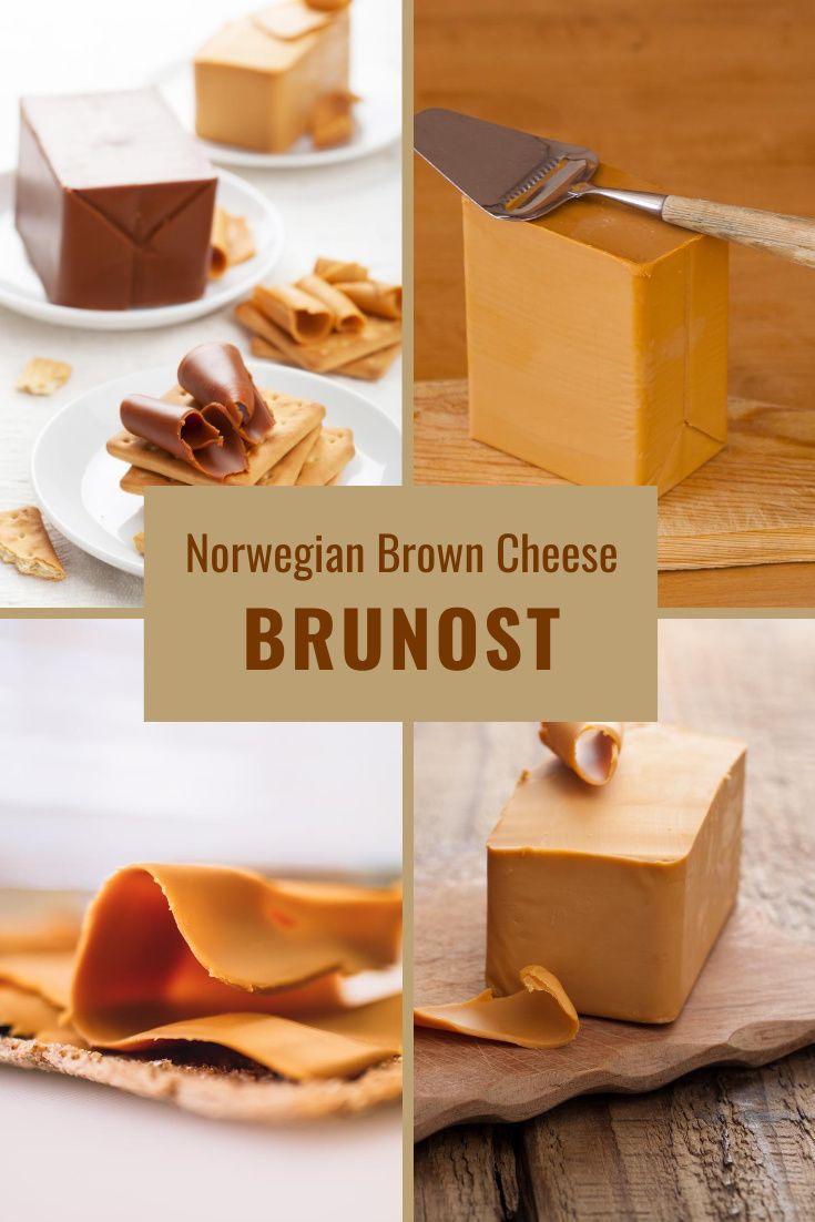 This Is Brunost Norwegian Brown Cheese Life In Norway In 2020 Scandinavian Food Norwegian Norway