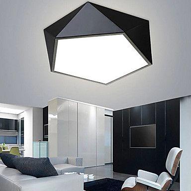 36W Mounted LED White Warm Color Ceiling Lights Modern Night LightsModern LightsLights For Living RoomLights
