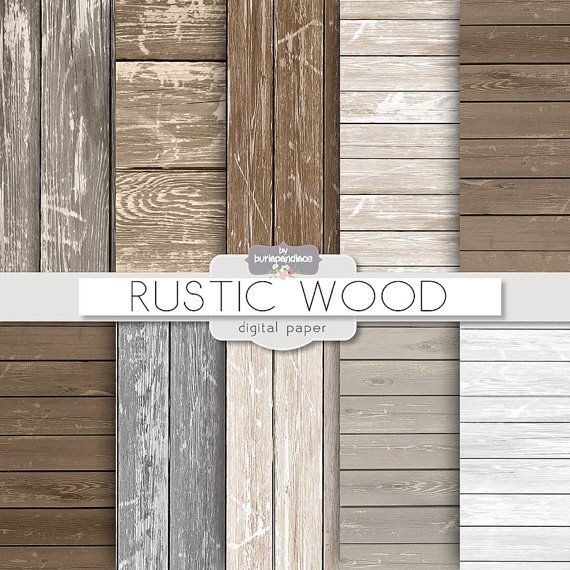 Hey, I found this really awesome Etsy listing at https://www.etsy.com/listing/195899732/rustic-digital-paper-wood-wood-digital