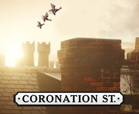 Coronation Street is 1 of my favourite tv shows
