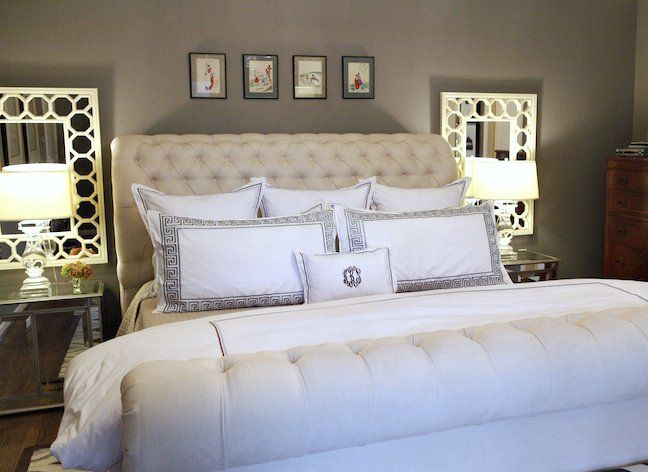 Z Gallerie Room Ideas | Knight Moves: A House Full of Greek Key