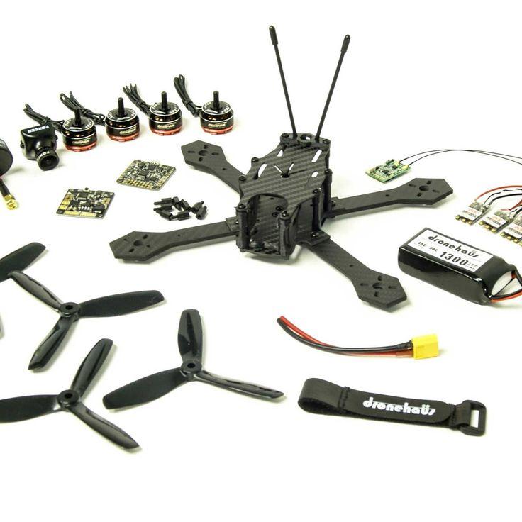 Dronehaus Sputnik DIY Racing Drone Kit