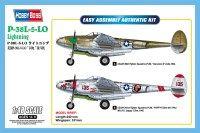 Hobby Boss 85805 P-38L-5-L0 LIGHTNING με το πρότυπο Αεροπορίας