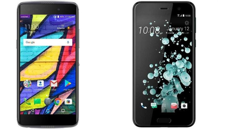 Alcatel Idol 5 Cricket vs HTC U Play Subscribe! http://youtube.com/TechSpaceReview More http://TechSpaceReview.tumblr.com