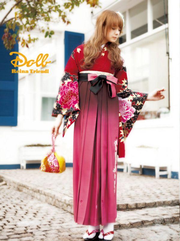 トリンドル玲奈 - Doll - | 振袖レンタル・袴レンタルの着物通販サイト - ishou.jp