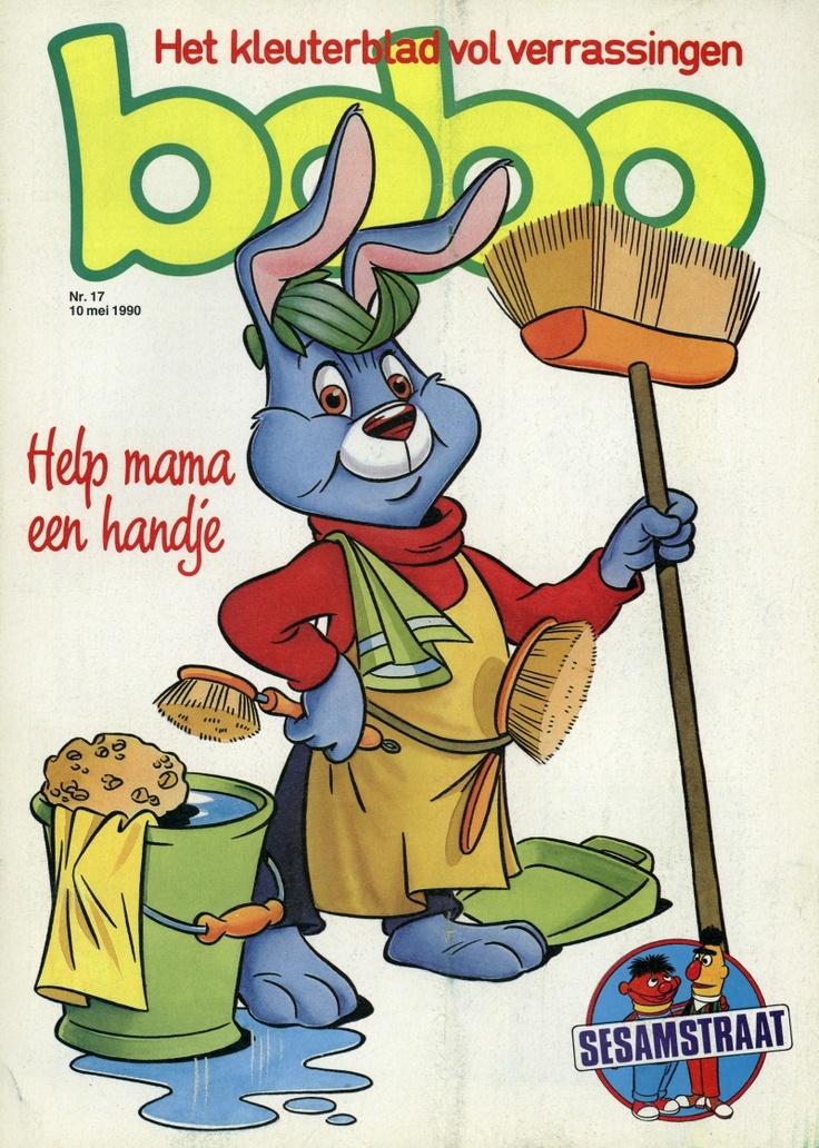 Bobo, waren we lid van
