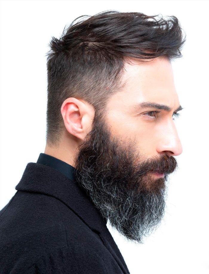 Причёски для длинных волос мужские