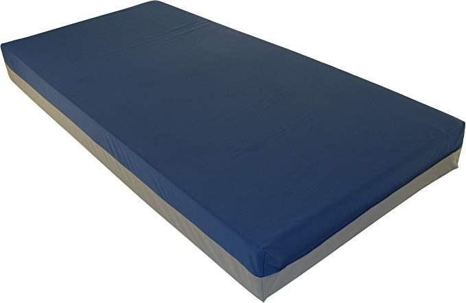 Marathon Advanced Care 80 X 36 X 6 General Patient And Icu Ccu Hospital Bed Memory Foam Mattress Several Sizes A Hospital Bed Mattress Memory Foam Mattress