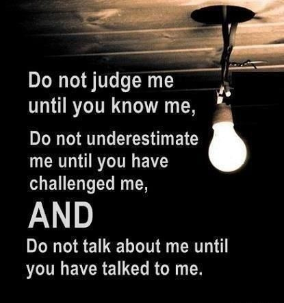 Yes, talk to me first!  You might learn something that will turn the tide of your hate. <3