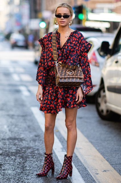 I look delle influencers durante la fashion week milanese