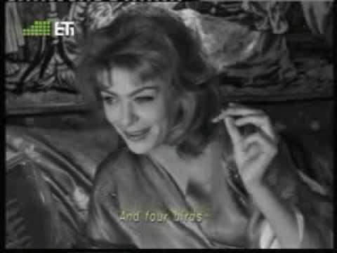 Melina Mercouri - Ta pedia tou Pirea/ la mere de Joe Dassin.