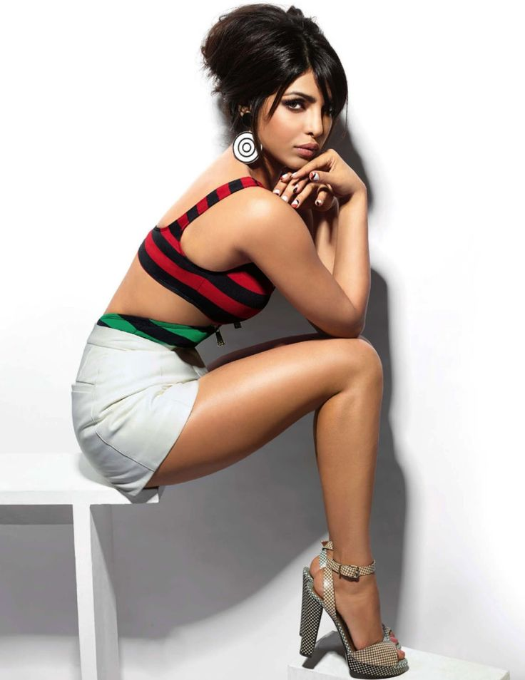 Bollywood beauty Priyanka Chopra sizzling hot in Shivan & Narresh'z swimsuit - on the cover page of Vogue Magazine, for the edition of the March 2013. Description from sabhot.com. I searched for this on bing.com/images