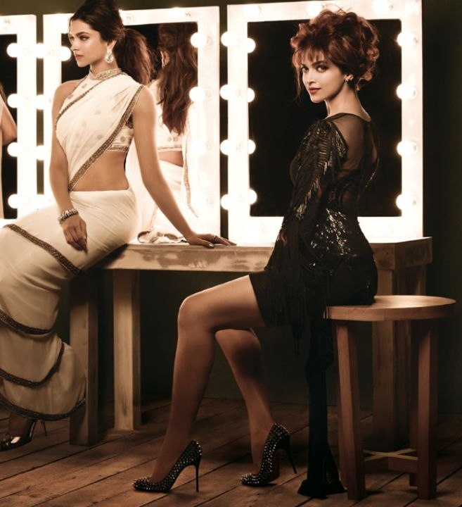 Deepika Padukone's Hot Femina shoot #Bollywood #Fashion