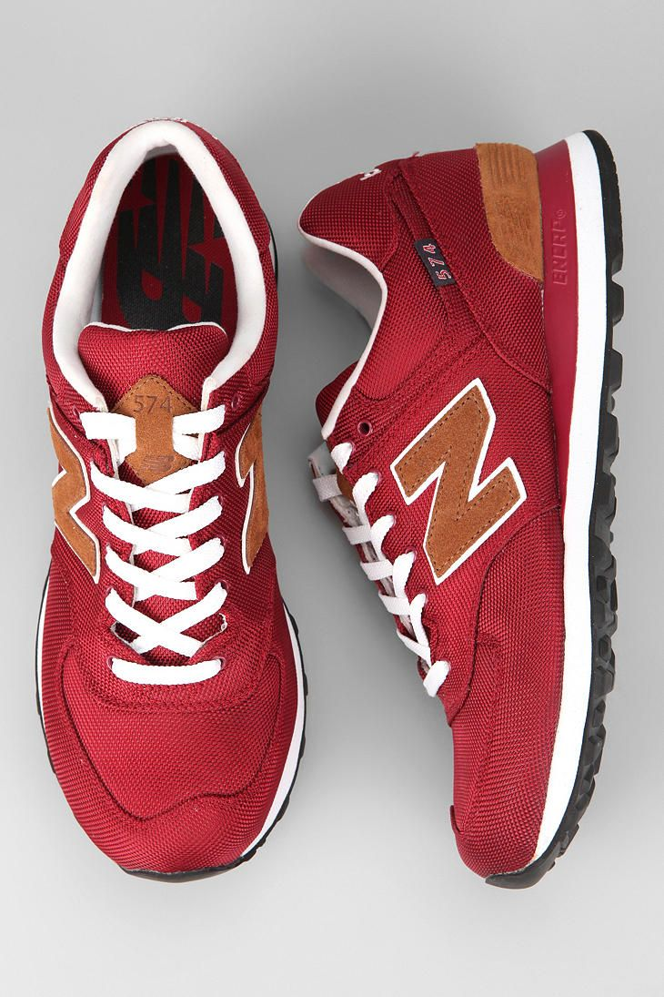 New Balance 574 Backpack Sneaker - Oh my goodness, these are beautiful.