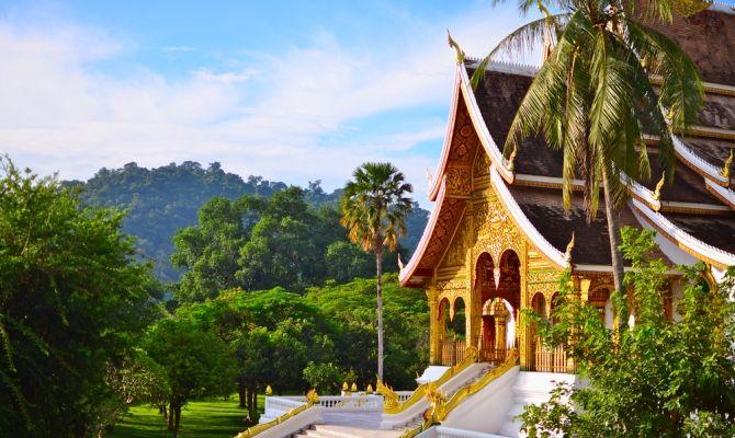 Bezienswaardigheden Laos