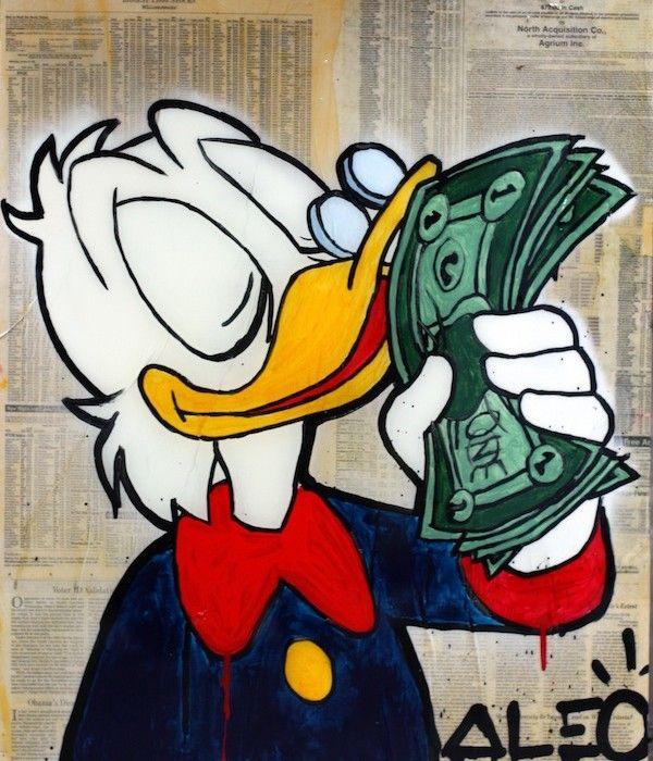 Alec Monopoly - Street Artist #adoroooooo