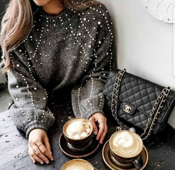 This sweater looks so cozy #winterfashion