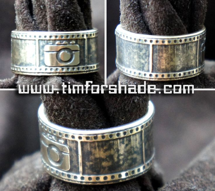 Rings of photographer brass by TimforShade on DeviantArt
