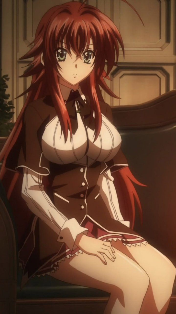 high school dxd series in order anime