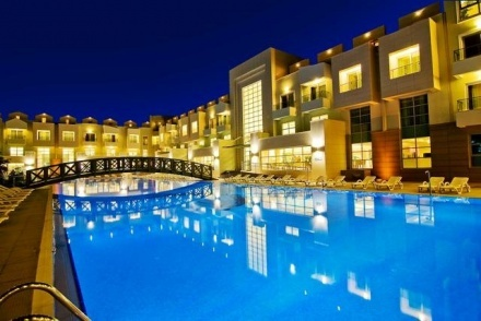 Adrina Hotel De Luxe - Tatil Merkezi