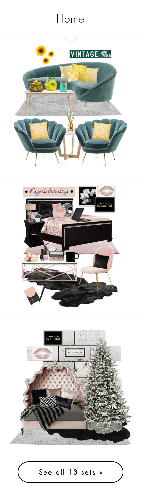 """""""Home"""" by puppykittybunnyluv ❤ liked on Polyvore featuring interior, interiors, interior design, home, home decor, interior decorating, Eichholtz, Tommy Bahama, Jaipur and Nina Kullberg"""